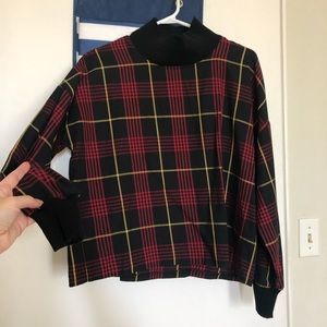 New Zara long sleeve top